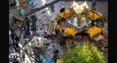 Attentat à Bangkok : les portraits robots de deux nouveaux suspects dévoilés