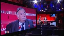 Gérard Larcher au Grand Jury LCI: le débrief