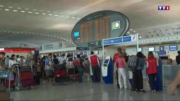 Grève à Air France : nouvelle journée de galère pour les passagers