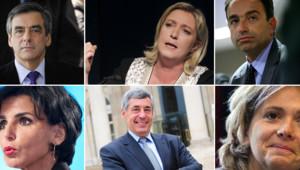 Jean-François Copé Marine Le Pen