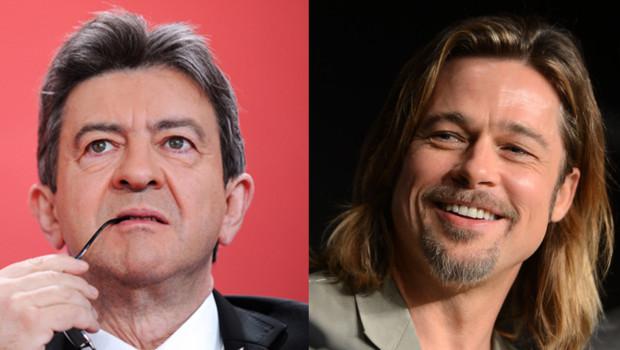 Jean-Luc Mélenchon et Brad Pitt font partie des personnalités qui font leur entrée dans le Robert illustré 2013