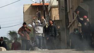 Syrie : manifestation à Daraa, 23/3/11