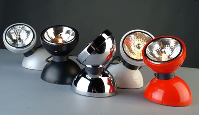 déco salon du vintage luminaires Christian Girar