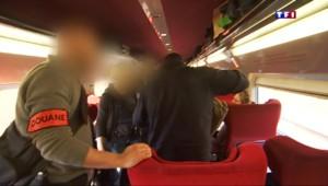 Avec la menace terroriste, les douaniers du Thalys redoublent de vigilance