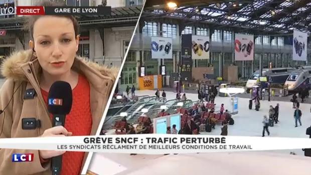 Grève à la SNCF : le trafic restera perturbé jusqu'à vendredi matin