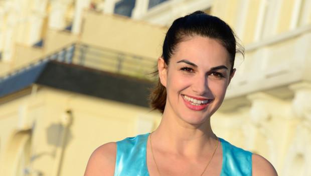 Helena Noguerra à Cabourg en juin 2013