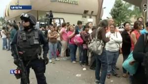 Mexique : des centaines d'enfants sauvés de la maltraitance d'un foyer