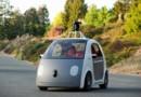 prototype voiture autonome google