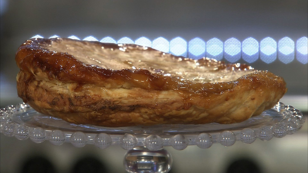 Croustade aux pommes royal gala petits plats en - Recette cuisine tf1 petit plat en equilibre ...