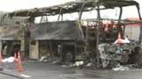 Belgique : 11 corps retirés de l'autocar