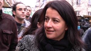 Cécile Duflot au marché3 copie