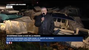 Dégâts dus aux intempéries : la colère du maire-adjoint de La Londe-les-Maures contre l'Etat