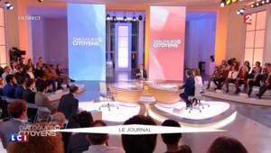 Face aux Français, François Hollande assure que la France va mieux