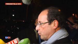 """Hollande """"honoré"""" mais encore """"mobilisé"""""""