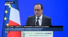 """Hollande sur le climat : """"Je crains que la maison (qui brûle) ne se soit entièrement consumée"""""""