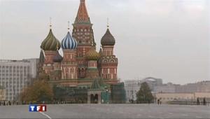 La capitale de la Russie, Moscou (archives).