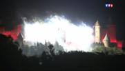 Le 13 heures du 15 juillet 2015 : À Carcassonne, la cité s'embrase pour le 14 juillet - 1754
