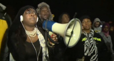 Le 13 heures du 23 novembre 2014 : Ferguson : la tension monte avant la d�sion du grand jury - 231.33646655273432