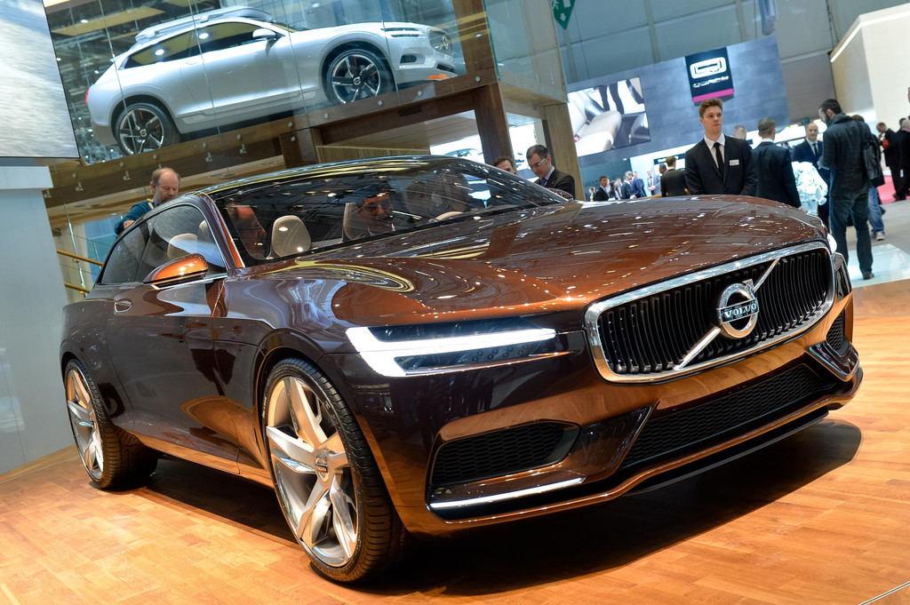 2014 Volvo Estate Concept Cars Drive Away 2day