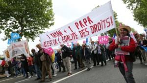 Manif pour tous - dimanche 26 mai 2013