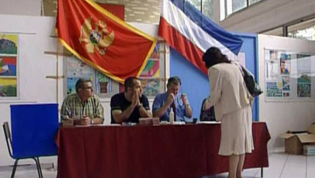 TF1/LCI Vote Monténégro indépendance Serbie