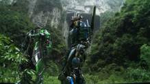 Transformers : l'âge de l'extinction de Michael Bay
