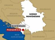 TF1/LCI Serbie Monténégro Podgorica