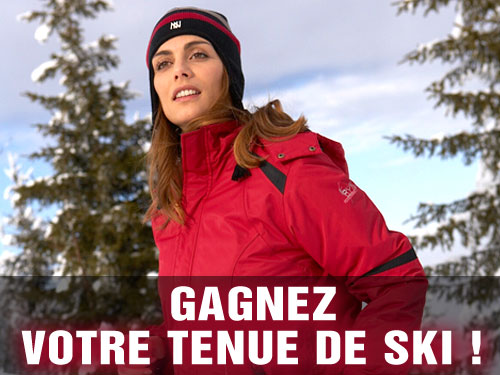 Gagnez une tenue de ski Dorotennis !