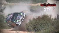 Ken Block Crash WRC Portugal