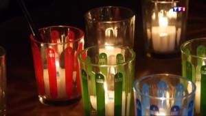 Lyon allume des lumignons en hommage aux victimes des attentats