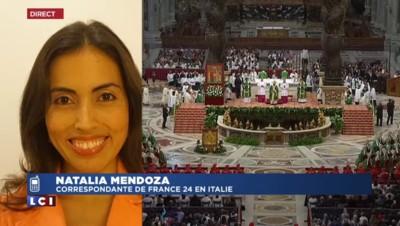 Synode sur la famille : le pape François réaffirme son opposition au mariage gay