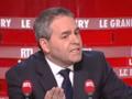 Xavier Bertrand, Grand Jury RTL LCI Le Figaro, 25 janvier 2015