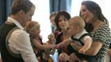 Kate et William : le Prince George a fait ses premiers pas