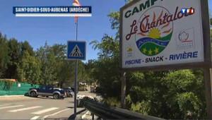 Ardèche : supecté de viol dans un camping, un homme recherché