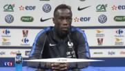 """Bacary Sagna : """"S'arrêter en quart de finale, ce serait un échec, on veut aller au bout"""""""