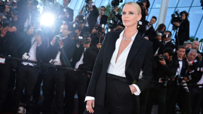 Charlize Theron Cannes 2016