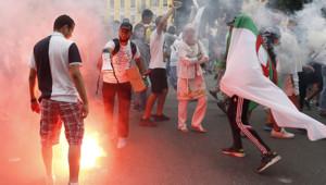 Des manifestants pro-Palestine ont défilé au centre de Nice en ce 14 juillet