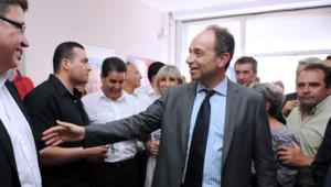 Jean-François Copé, le 30 mai 2012.