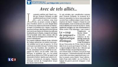 L'enquête sur les attentats de Paris, Obama et Hollande unis : la revue de presse du mercredi 25 novembre 2015