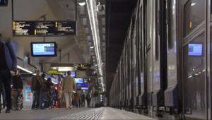 Le 13 heures du 26 septembre 2014 : Renforcement de la s�rit�ans les transports parisiens - 414.73199999999997
