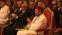 Le 20 heures du 28 août 2015 : Deux journalistes français auraient fait chanter le roi du Maroc - 231
