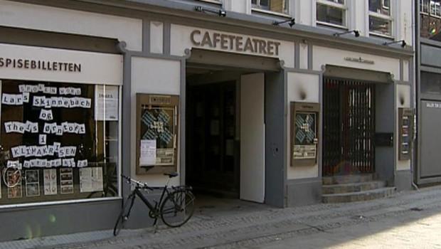"""Le """"Café Teatret"""" de Copenhague a d&cidé d'adapter le manifeste d'Anders Behring Breivik, le tueur d'Oslo, en pièce de théâtre."""