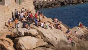 Le Costa Concordia quitte enfin l'île de Giglio