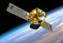 Illustration du satellite franco-allemand Merlin, dédié à la mesure des concentrations de méthane dans l'atmosphère.