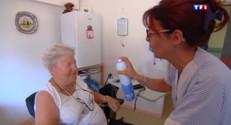 Le 13 heures du 3 juin 2015 : Chaleur : vigilance maximale dans les maisons de retraites - 214