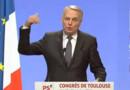 Le Premier ministre Jean-Marc Ayrault au congrès du PS à Toulouse le 27 octobre 2012.