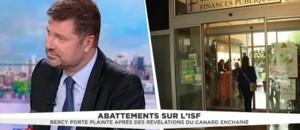 Révélations sur l'ISF : pourquoi le Canard Enchaîné n'a pas révélé tous les noms