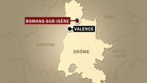 Romans-sur-Isère Drôme Valence