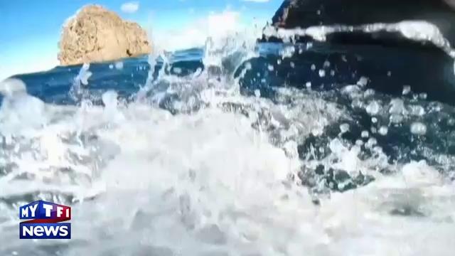 Un homard géant pêché au large des Îles anglo-normandes - TF1