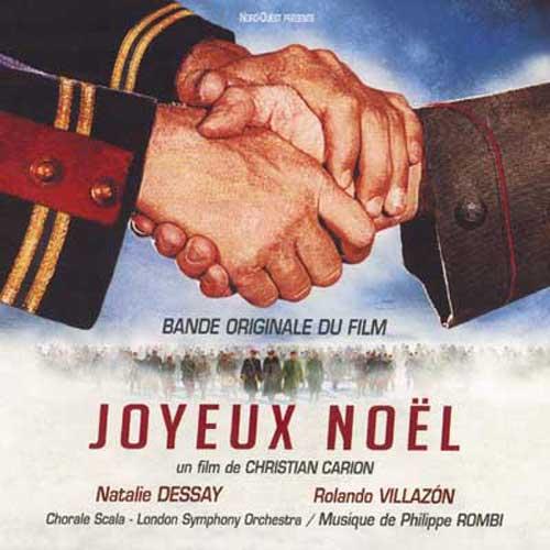 partition film joyeux noel